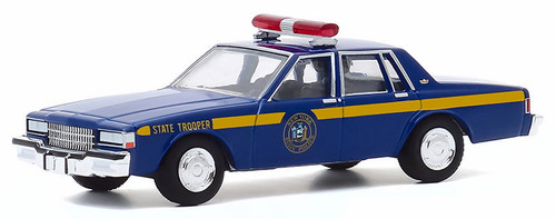 Greenlight 1:64 1990 Chevrolet Caprice: New York Police State Trooper