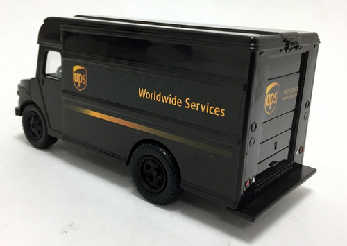 DWWT 1:50 Package Car: UPS / United Parcel Service