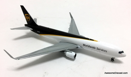 Gemini Jets 1:400 Boeing 767-300F: New UPS Livery