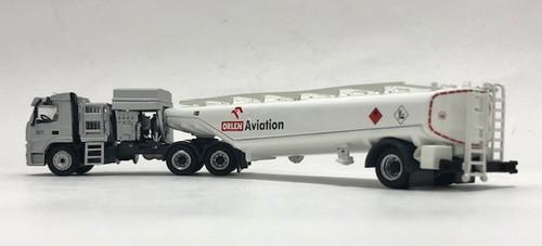 Iconic Replicas 1:87 Volvo FM500 w/ Aviation Fuel Tanker: Orlen Aviation