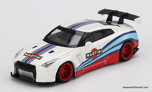 TSM 1:64 2016 Nissan GT-R R-35: Team Martini Racing