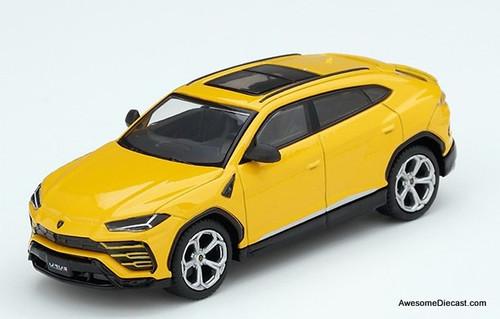 TSM 1:64 2017 Lamborghini Urus, Yellow