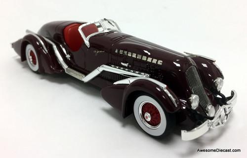 Kess 1:43 1938 Duesenberg Model SJ Special Mormon Meteor
