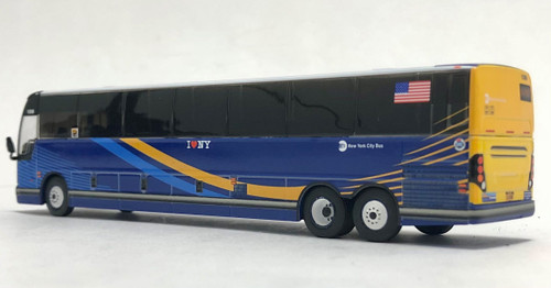 Iconic Replicas 1:87 Prevost X3-45 Coach: New York City MTA