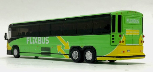 Last Two!! Iconic Replicas 1:87 MCI D4505 Coach: FLiXBUS / Destination: Phoenix