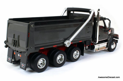 ERTL 1:32 Western Star 49X Dump Truck, Gray