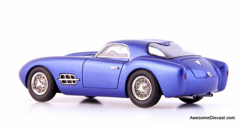AutoCult 1:43 Ferrari 250 GTO Moal Gatto, Metallic Blue