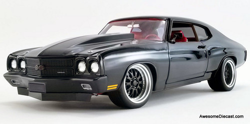 Acme 1:18 1970 Chevrolet Chevelle 454 SS: G Force