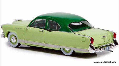 Esval Models 1:43 1953 Kaiser-Frazer Manhattan 2 Door Sedan