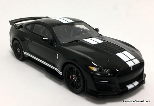 TSM 1:43 2020 Ford Mustang Shelby GT500, Black