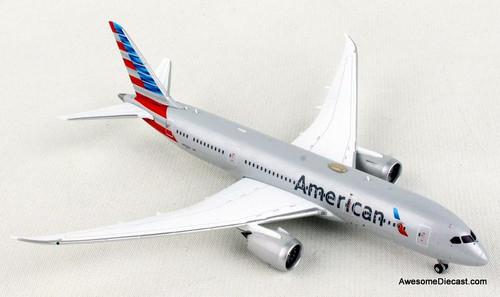 Gemini Jets 1:400 Boeing 787-8: American Airlines