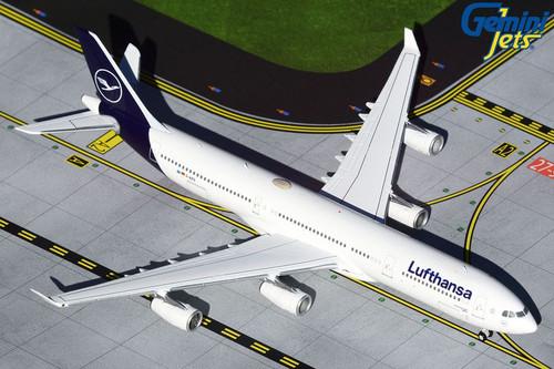 Gemini Jets 1:400 Airbus A340-300: Lufthansa GJDLH1925
