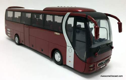 Yutong 1:43 2003 MAN Lion's Star Motor Coach