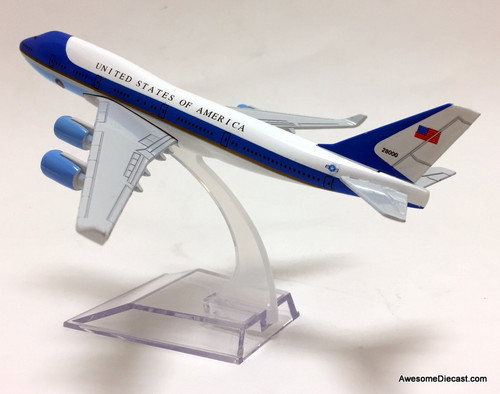 WA Model Boeing 747-8: Air Force One