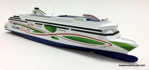 SIKU 1:1000 Passenger Shuttle Ferry: Tallink Megastar