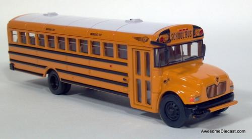 Scenic Master 1:87 IC Corp/ ICE School Bus