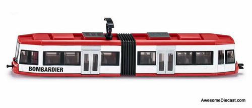 SIKU 1:87 Articulated Street Tram: Bombardier Transportation