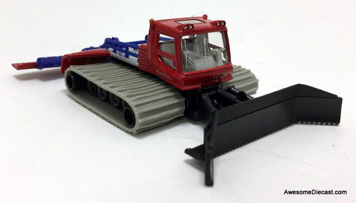 SIKU 1:87 Piste Bully Snow Grooming Machine