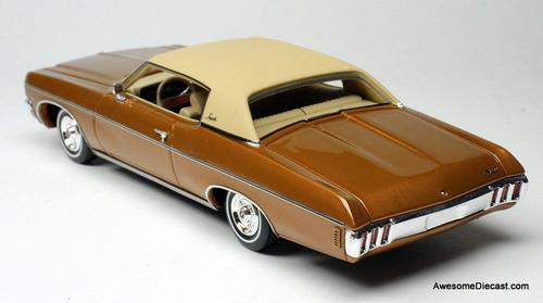 Goldvarg Collection 1:43 1970 Chevrolet Impala, Caramel Bronze