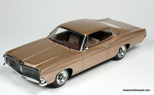 Goldvarg Collection 1:43 1968 Ford Galaxie 500, Tahitian Rose