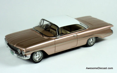 Goldvarg Collection 1:43 1960 Oldsmobile Coupe, Copper Mist