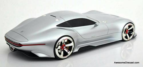 Schuco 1:12 2013 Mercedes Benz AMG Vision Gran Turismo