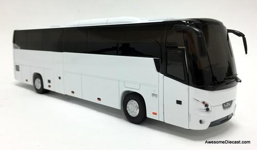 Holland Oto 1:50 VDL Futura FHD2 Coach: Blank White