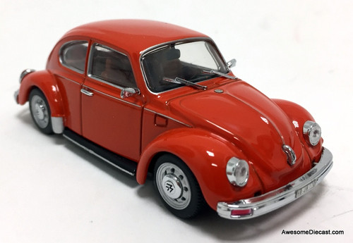 Universal Hobbies 1:43 Volkswagen Beetle 1303, Orange