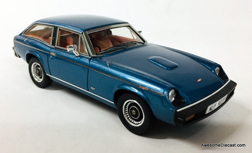 Matrix 1:43 1976 Jensen GT, Metallic Blue