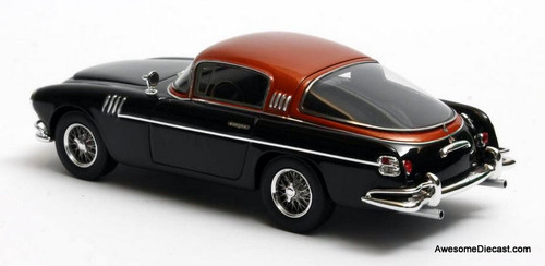 Matrix 1:43 1954 Aston Martin DB 2/4 Vignale: HRH King Baudouin