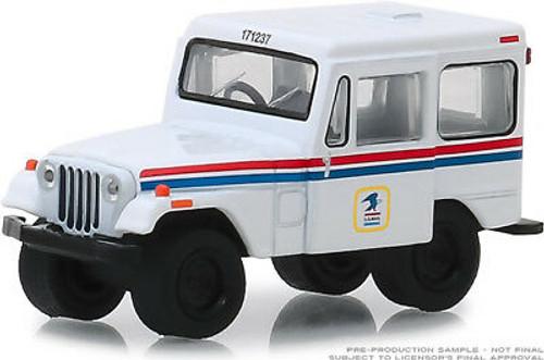 Greenlight 1:64 1974 Jeep DJ-5: USPS