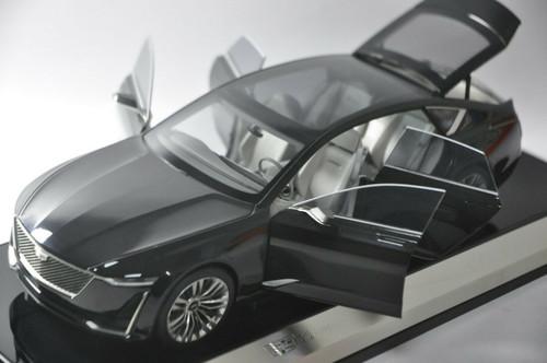 Cadillac Dealer Model 1:18 Escala Concept Sedan