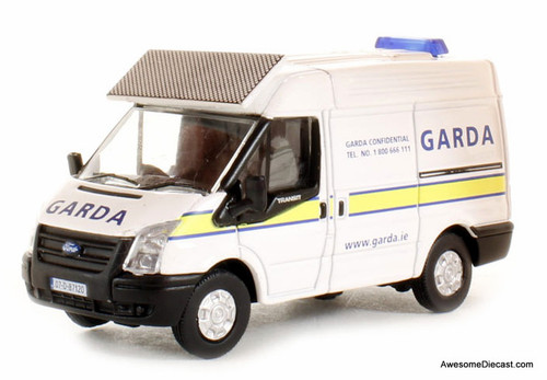 Oxford 1:76 Ford Transit: Dublin, Irish Police Force