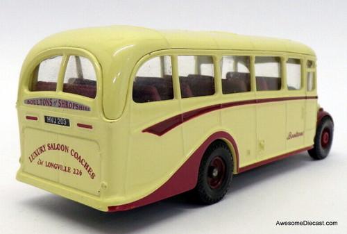 Corgi 1:50 Bedford Type OB Coach: Boultons Of Shropshire