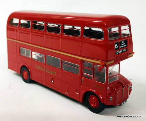 Brekina 1:87 AEC Routemaster Double Decker Bus: London Transport