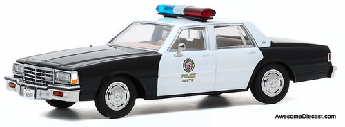 Greenlight 1:43 1987 Chevrolet Caprice :LAPD Los Angeles