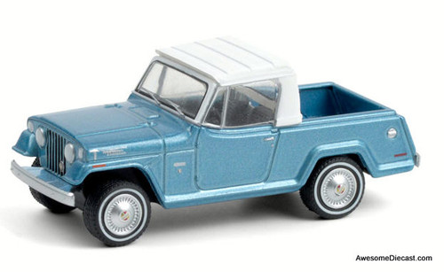 Greenlight 1:64 1970 Jeep Jeepster Commando Pick-Up