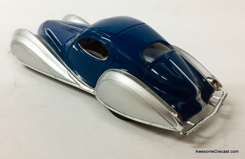 Spark 1:43 1937 Talbot Lago T150C SS Teardrop Coupe: Figoni & Falaschi