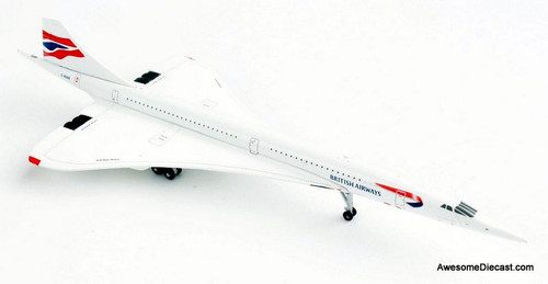 Gemini Jets 1:400 Concorde: British Airways