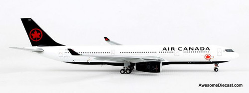 Gemini Jets 1:400 Airbus A330-300: Air Canada, New Livery