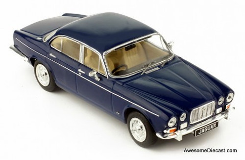 IXO 1:43 1972 Jaguar XJ MK1 RHD, Blue
