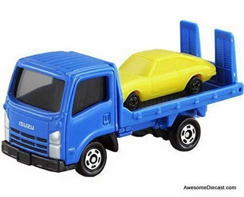 Tomica Isuzu Elf  Vehicle Transporter