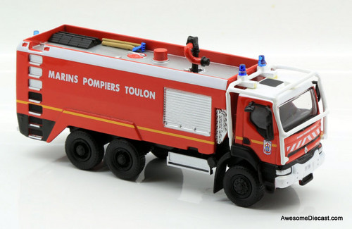 Del Prado 1:72 2003 Renault 11000: Toulon Fire Fighters, France
