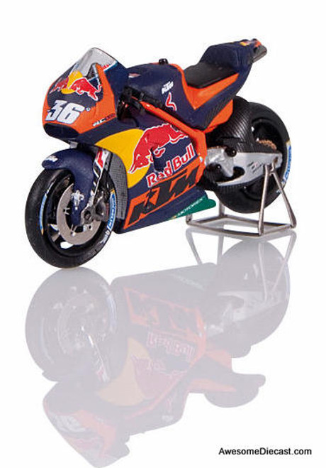Spark 1:43 2017 KTM RC16: Red Bull Racing, Bradley Smith
