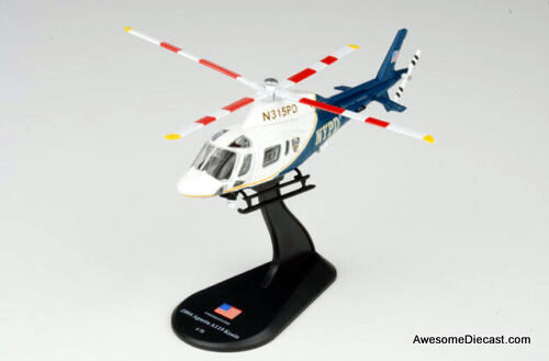 AMERcom 1:72 Westland Agusta A119 Koala: New York Police Department