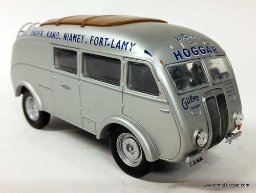 Hachette 1:43 1937 Renault AGP85 Saharien Passenger Bus: Hoggar Line