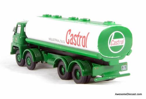 BT Models 1:76 1964 Leyland Octopus Fuel Tanker: Castrol Oils