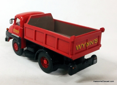 BT Models 1:76 Ford Thames Trader Dump Truck: Wynns Construction