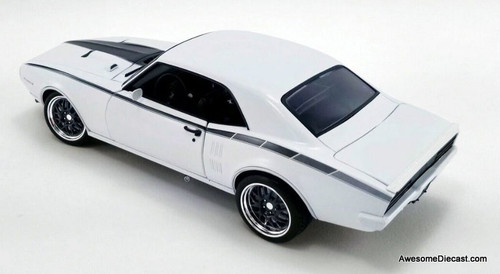 ACME 1:18 1968 Pontiac Firebird Street Fighter, Cameo Ivory