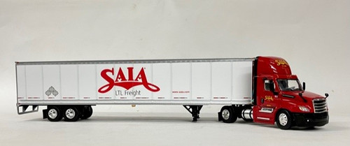 DCP by FG 1:64 Freightliner Cascadia w/ 53' Trailer: SAIA Transport